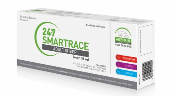 Smartrace Adult Sheep Boluses Hit New Zealand Market