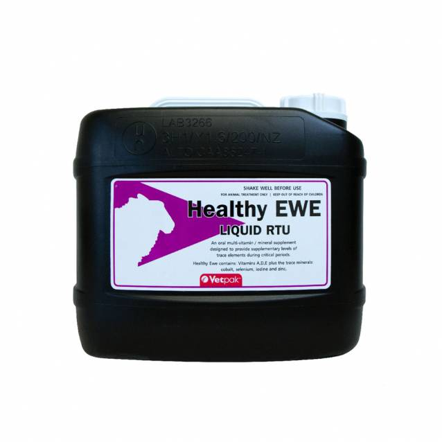 Healthy Ewe RTU Liquid