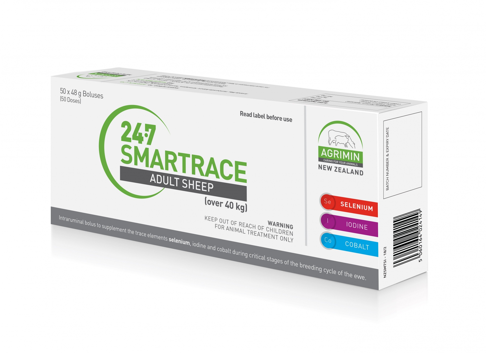 Smartrace Adult Sheep